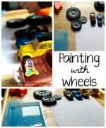 Painting with wheels