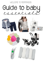 What do you really need for a new baby