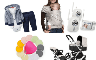 What do you really need for a new baby? Here is our Baby Essentials Guide for minimalists! We are looking at the basics! Ideal for a Montessori home! Learn more on the blog! #babyessentials, #baby