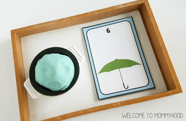 Water cycle for kids: montessori activities #montessoriactivties