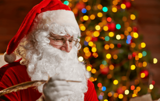 Why we are telling the truth about Santa Claus