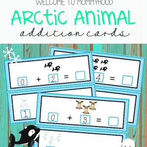 Arctic Animal Addition Strips