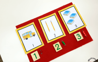 How to Create Awesome Back to School Preschool Math Activities