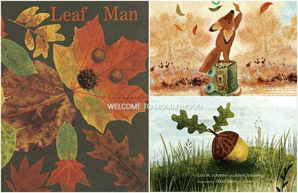 Fall Books for Preschoolers
