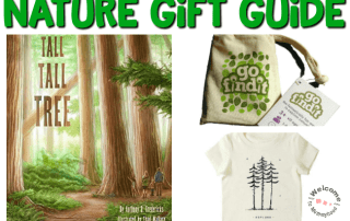 Look at this fantastic Gift Guide For Children Who Love Nature! This list is full of ideas for amazing gifts, ranging from books to a microscope, & more!