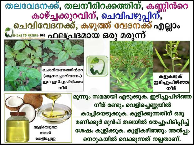 cure-headache-neck-pain-ear-pain-thala-neerirakkam-thalavedana-traditional-nattu-marunnu-natural-medicine