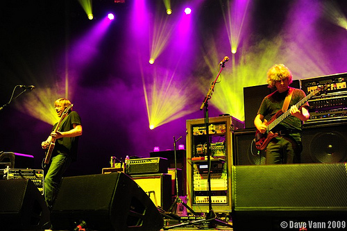 Trey and Mike - 6/07/09