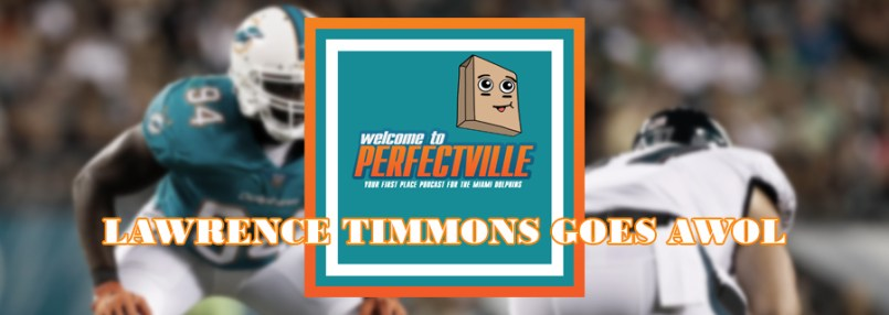 Timmons AWOL