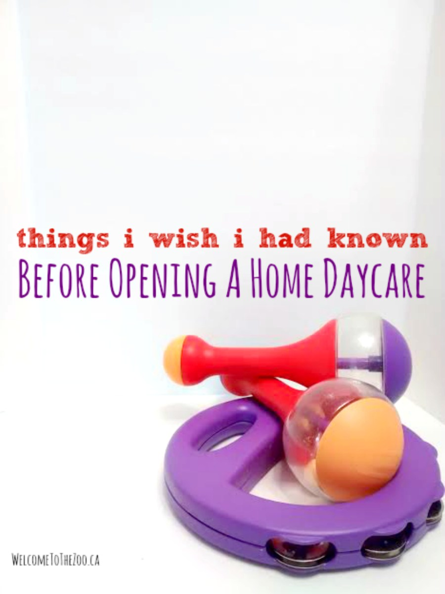 Things I Wish I Had Known Before Opening a Home Daycare