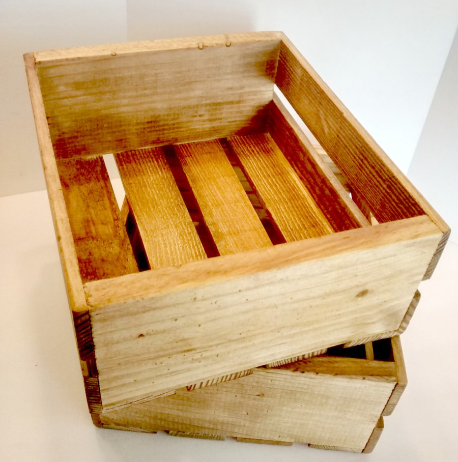 Wood Crate 3