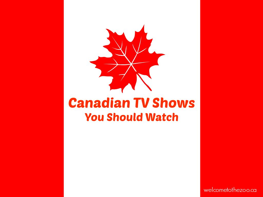 7 Canadian TV Shows You'll Love