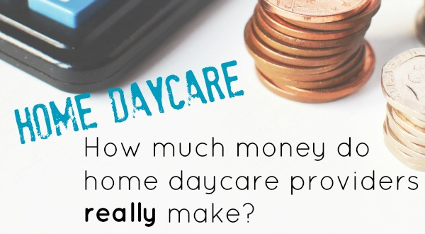 Home Daycare How Much Money Can You Really Make