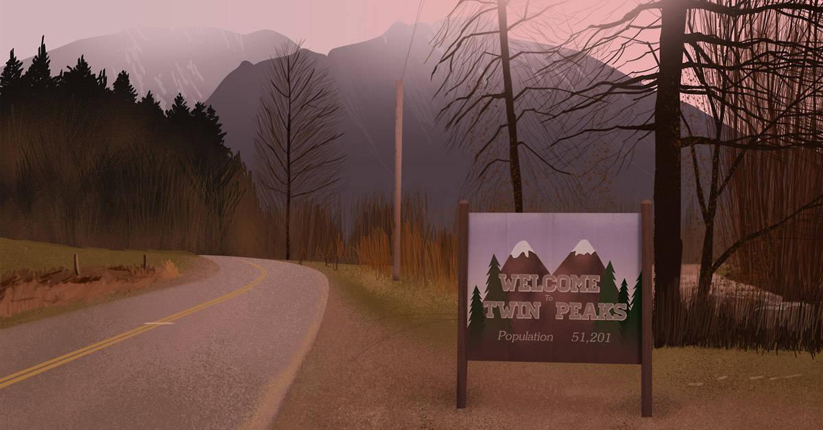 Resultado de imagem para twin peaks