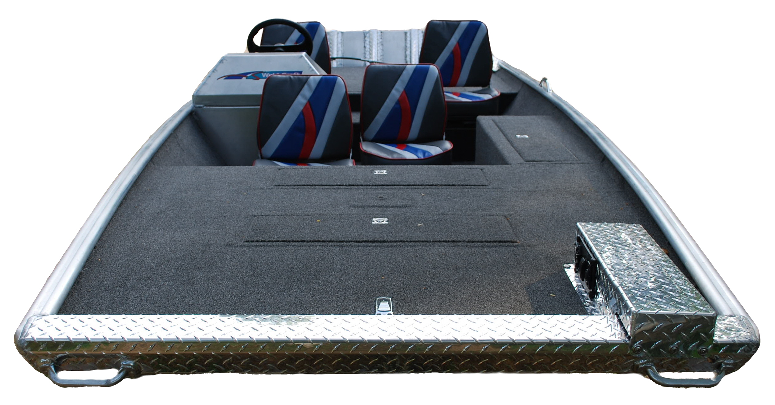 Weld Craft Aluminum Bass Boats