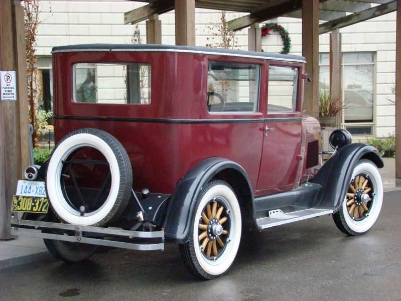 Stolen Car  1925 Studebaker