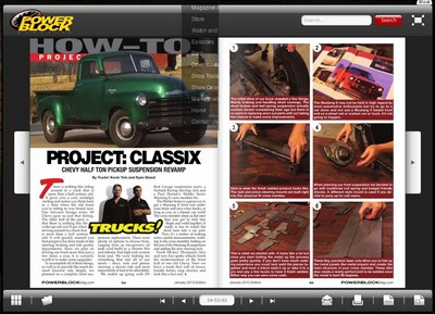 PowerBlock Magazine MII article