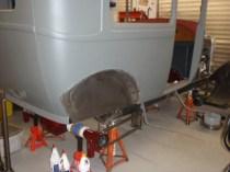 Model A rear four link