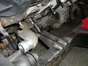 Ford 4.6L engine mounts