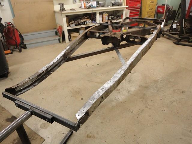 Frame Boxing Plate Install | Welder Series Inc