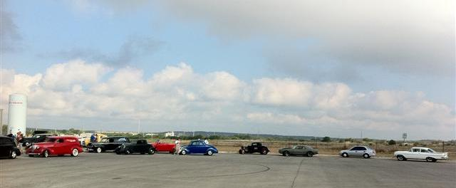 Another view of some of the cars.