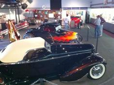 Wally Parks museum