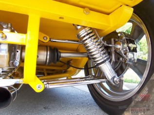 Name that rear suspension...