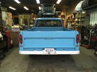 Cool dealer bumper!