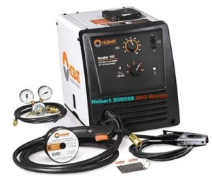 best cheap welding machine hobart