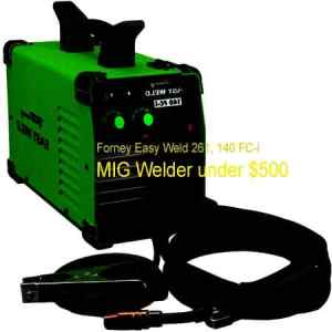 best cheap welding machine under 500