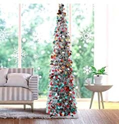 artificial christmas tree holiday