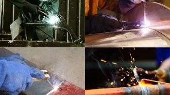 What Are the 4 Types of Welding Processes – A Definitive Guide