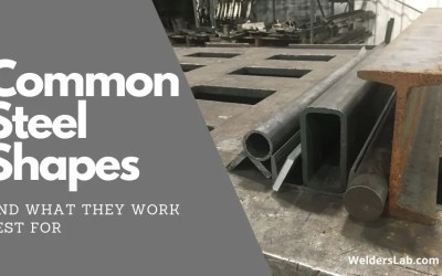 7 Most Common Steel Shapes and What They Work For