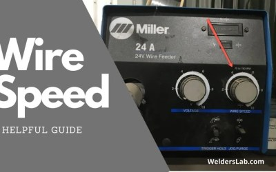 How to Set Wire Speed on a MIG Welder – A Helpful Guide