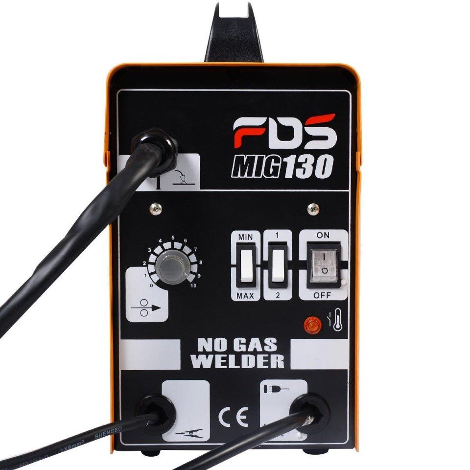 Goplus MIG 130 controls