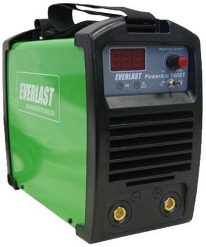 EVERLAST PowerARC 140 TIG Stick Welder review