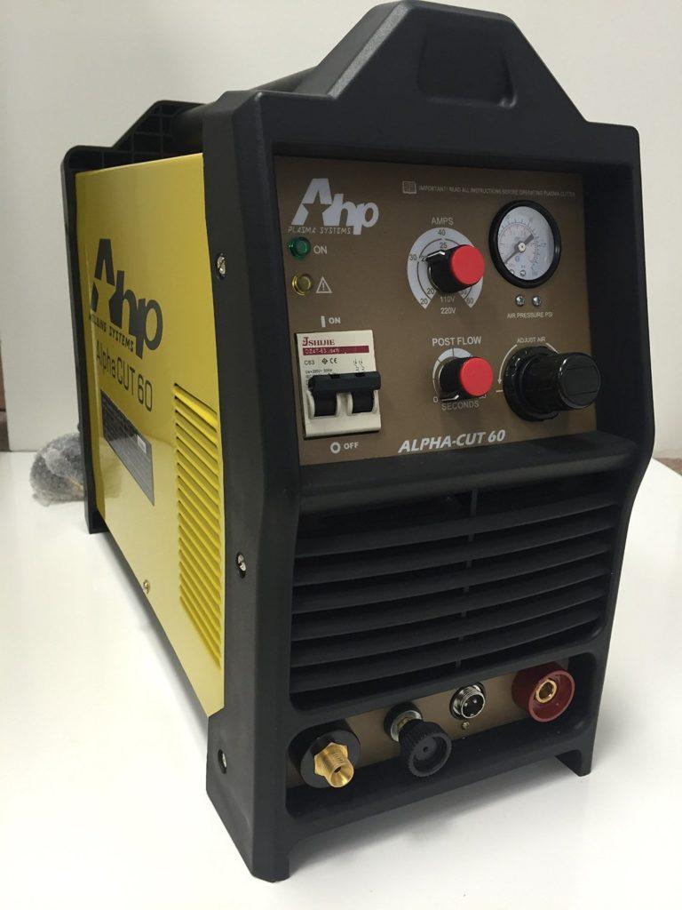 AHP AlphaCut 60 60 Amp plasma cutter review