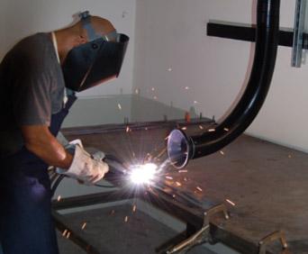 welding ventilation health protection