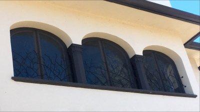 Window Grates