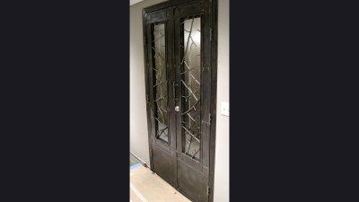 Doors - Wine Cellar