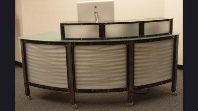 C2 Reception Desk
