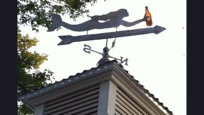 Weathervane -33 in wide