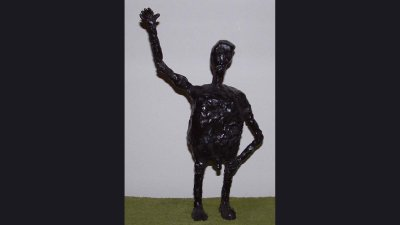 scul-bronzewavingguy