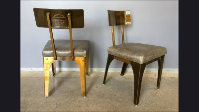 Harley Museum Chairs 2017