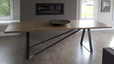 9 ft dinning room table