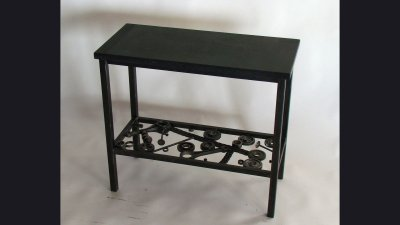 Harley Parts Table - 36 in wide