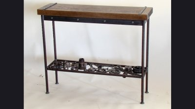 Harley Parts Table - 42 in wide
