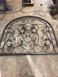 Custom Metal Gate, Welding Shop