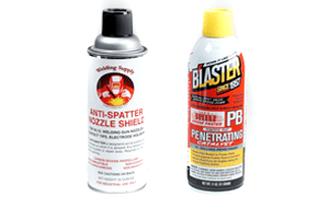 Best Anti-Spatter Nozzle Shield Spray