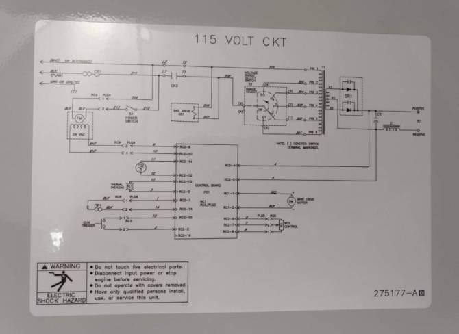 hobart wiring diagrams  vrcd400 sdu wiring harness  bege