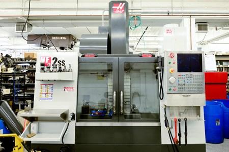 Haas VF2SS CNC Vertical Machining Center